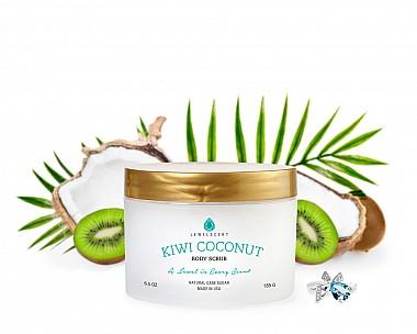 Kiwi Coconut Jewelry Body Scrub