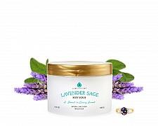 Lavender Sage Jewelry Body Scrub