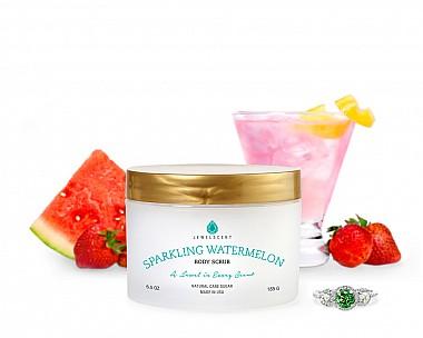Sparkling Watermelon Jewelry Body Scrub