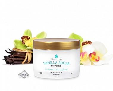 Vanilla Sugar Jewelry Body Scrub