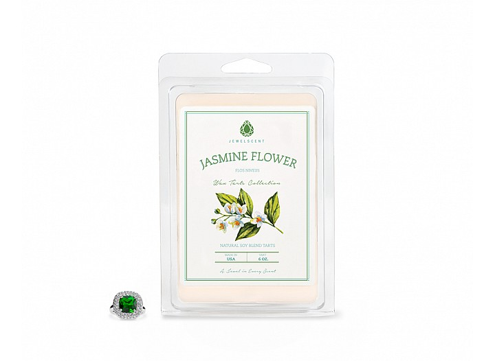 Jasmine Flower Jewelry Wax Tarts