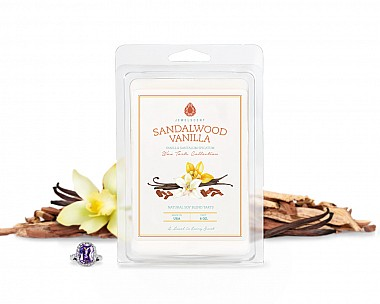 Sandalwood Vanilla Jewelry Wax Tarts