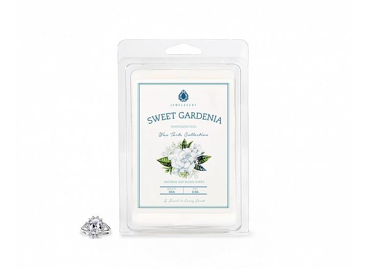 Sweet Gardenia Jewelry Wax Tarts