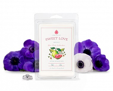 Sweet Love Jewelry Wax Tarts