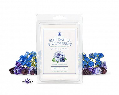 Blue Dahlia And Wildberries Jewelry Wax Tarts