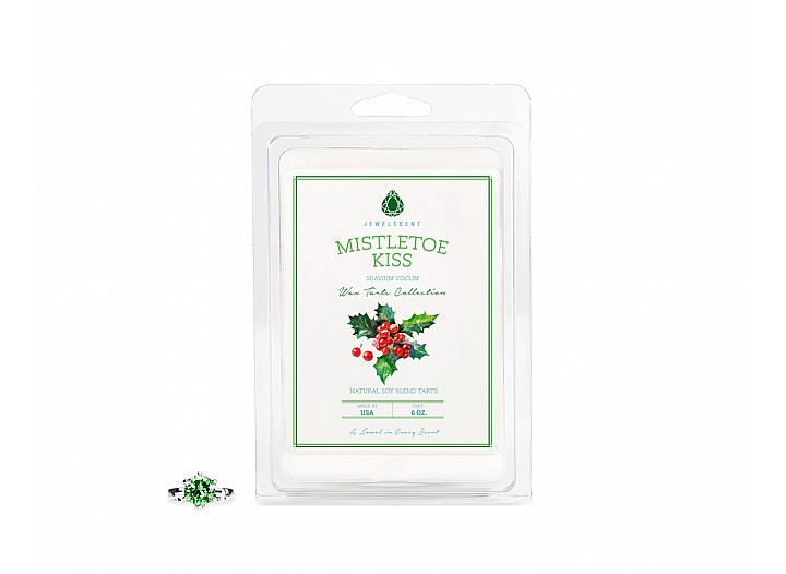 Mistletoe Kiss Jewelry Wax Tarts